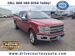 New 2020 Ford F-150 King Ranch Truck SuperCrew Cab for sale in Thorp, WI