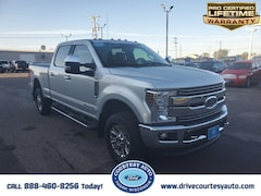 2018 Ford Super Duty F-250 SRW LARIAT Truck Crew Cab For sale near Cadott WI