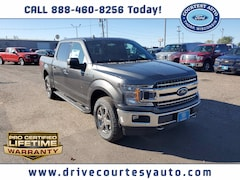 New 2020 Ford F-150 XLT Truck SuperCrew Cab for sale in Thorp, WI
