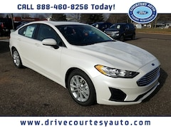 New 2019 Ford Fusion SE Sedan for sale in Thorp, WI