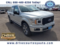 New 2019 Ford F-150 STX Truck SuperCrew Cab for sale in Thorp, WI