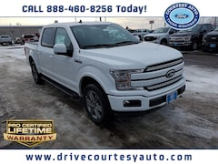 New 2020 Ford F-150 LARIAT Truck SuperCrew Cab for sale in Thorp, WI