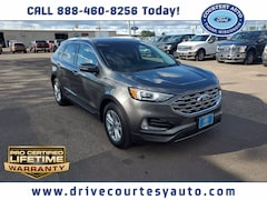 New 2020 Ford Edge SEL SUV for sale in Thorp, WI