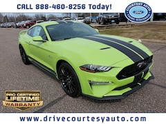 New 2020 Ford Mustang GT Premium Coupe for sale in Thorp, WI