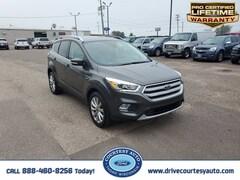 2017 Ford Escape Titanium SUV For sale near Cadott WI