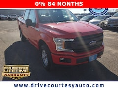 New 2019 Ford F-150 XL Truck SuperCrew Cab for sale in Thorp, WI