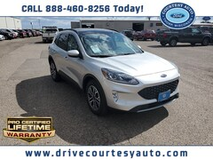 New 2020 Ford Escape SEL SUV for sale in Thorp, WI