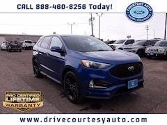 New 2020 Ford Edge ST Line SUV for sale in Thorp, WI