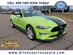 New 2020 Ford Mustang GT Premium Convertible for sale in Thorp, WI