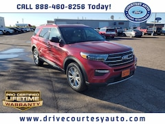 New 2020 Ford Explorer XLT SUV for sale in Thorp, WI