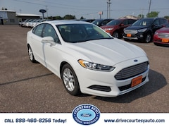2014 Ford Fusion SE Sedan For sale near Cadott WI