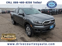 New 2020 Ford Ranger LARIAT Truck SuperCrew for sale in Thorp, WI