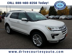 New 2019 Ford Explorer Limited SUV for sale in Thorp, WI