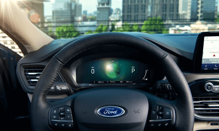 2020 Ford Escape Safety Feature
