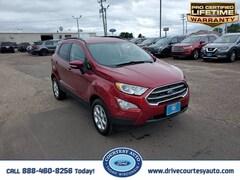 Used 2019 Ford EcoSport SE SUV For sale near Cadott WI