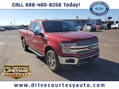 New 2020 Ford F-150 LARIAT Truck SuperCab Styleside for sale in Thorp, WI