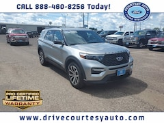 New 2020 Ford Explorer ST SUV for sale in Thorp, WI