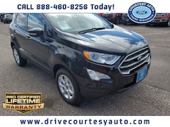 New 2019 Ford EcoSport SE SUV for sale in Thorp, WI
