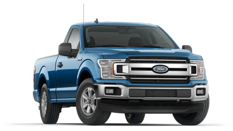 2020 Ford F-150 Lease Deal XLT