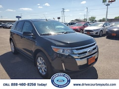 Used 2013 Ford Edge Limited SUV For sale near Cadott WI