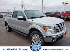 Used 2013 Ford F-150 Lariat Truck SuperCab For sale near Cadott WI