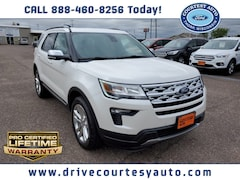New 2019 Ford Explorer XLT SUV for sale in Thorp, WI