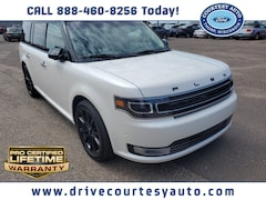 New 2019 Ford Flex Limited EcoBoost SUV for sale in Thorp, WI