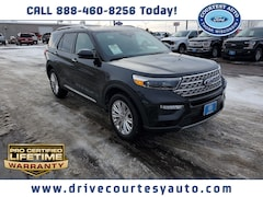 New 2020 Ford Explorer Limited SUV for sale in Thorp, WI