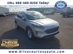 New 2020 Ford Escape SE SUV for sale in Thorp, WI