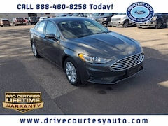 New 2020 Ford Fusion SE Sedan for sale in Thorp, WI