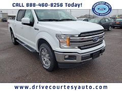 New 2019 Ford F-150 LARIAT Truck SuperCrew Cab for sale in Thorp, WI