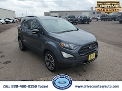Used 2019 Ford EcoSport SES SUV For sale near Cadott WI
