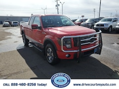 Used 2014 Ford F-150 FX4 Truck SuperCab Styleside For sale near Cadott WI