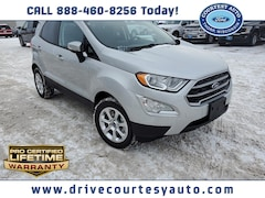 New 2020 Ford EcoSport SE SUV for sale in Thorp, WI