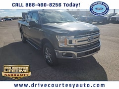 New 2020 Ford F-150 XLT Truck SuperCab Styleside for sale in Thorp, WI