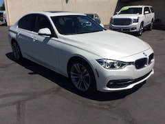 2017 BMW 3 Series 330i Sedan WBA8B9G32HNU52707 in Chico, CA