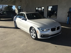 New 2018 BMW 328d Sedan in Chico, CA