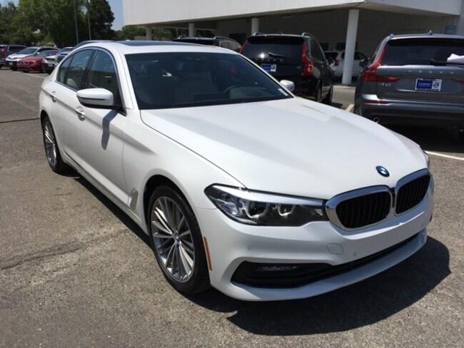 New 2018 BMW 530i Sedan Chico