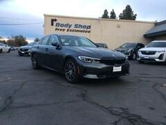2018 BMW 3 Series 320i Sedan WBA8E1G56JNU89646 in Chico, CA