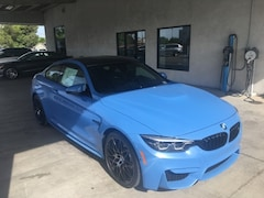 New 2018 BMW M4 Coupe in Chico, CA
