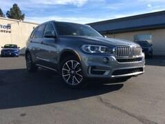 Certified 2018 BMW X5 xDrive35i SAV in Chico, CA