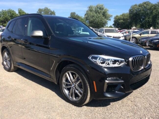 New 2020 BMW X3 M40i SAV Chico