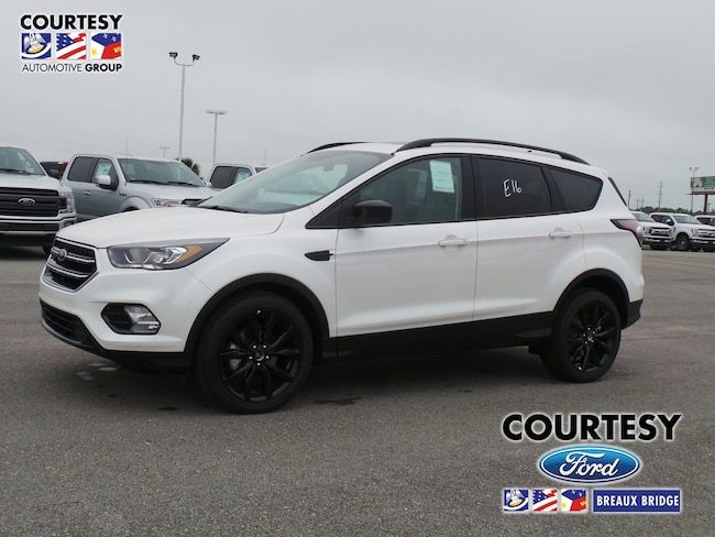 New 2018 Ford Escape SE in Breaux Bridge