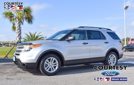 2015 Ford Explorer FWD  Base for Sale in Breaux Bridge, LA