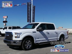 Used Vehicles 2015 Ford F-150 XLT XLT 2WD SuperCrew 145 in Breaux Bridge, LA