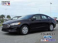 New Ford 2019 Ford Fusion S 3FA6P0G75KR161073 in Breaux Bridge, LA