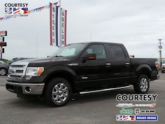 Used Vehicles 2014 Ford F-150 XLT XLT 2WD SuperCrew 145 in Breaux Bridge, LA