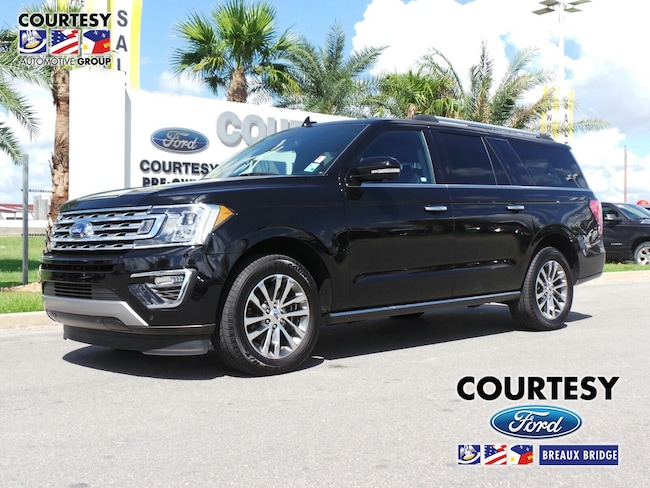 Used 2018 Ford Expedition Max Limited Limited 4x2 in Breaux Bridge