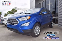 New 2020 Ford EcoSport SE For Sale in Breaux Bridge