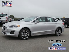 New Ford 2019 Ford Fusion SEL 3FA6P0CD4KR107856 in Breaux Bridge, LA